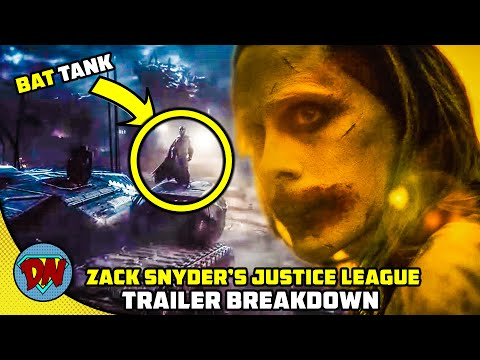 Zack Snyder's Justice League Trailer Breakdown in Hindi | DesiNerd