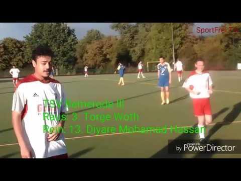 4  Kreisklasse Hannover Land Staffel 6 (02.10.16) TSV Bemerode lll 2:4 FC Stern Misburg lll Part 1HD