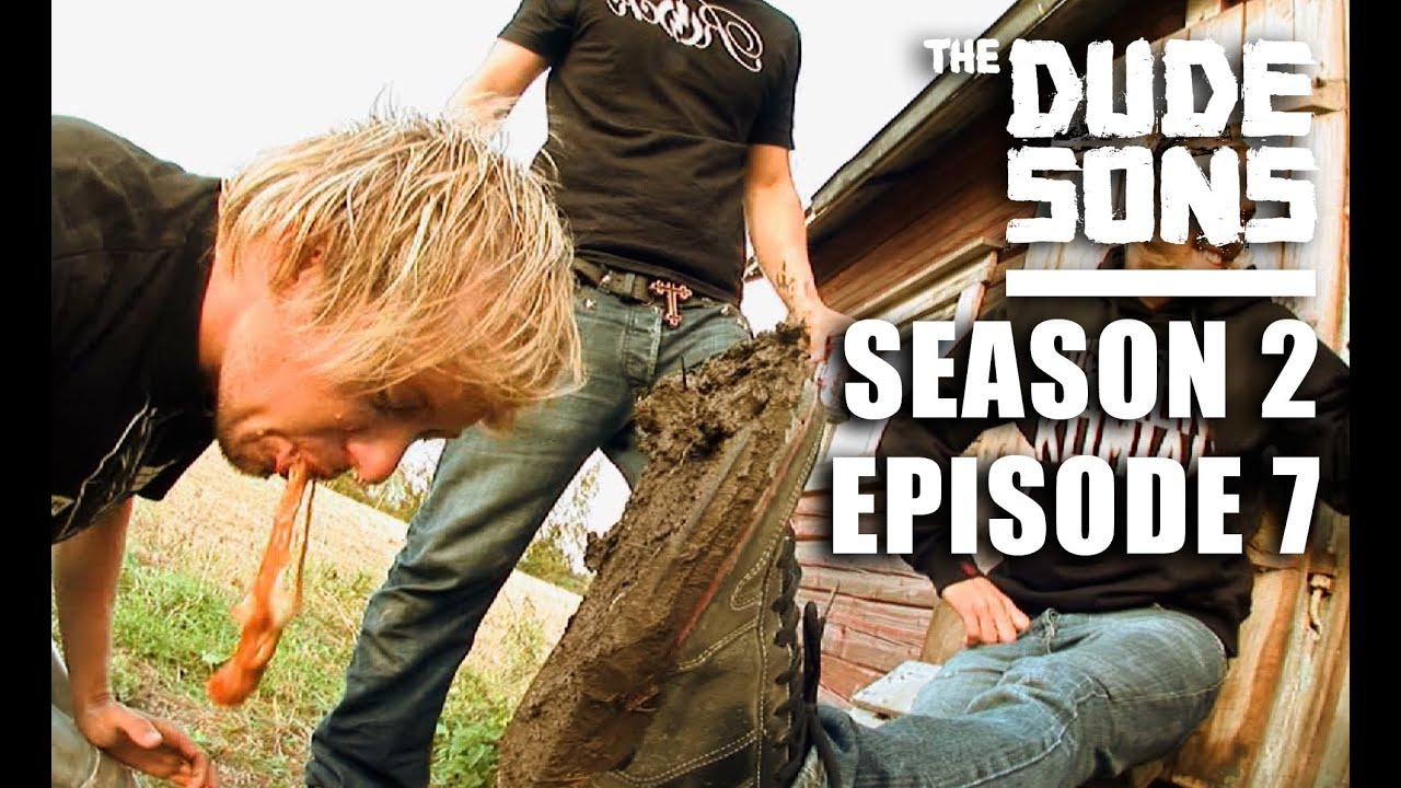 """Download The Dudesons Season 2 Episode 7 """"The Dudesons Olympics"""""""
