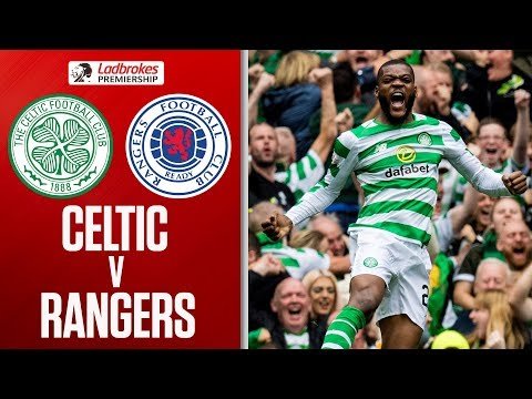 Celtic 10 Rangers  Ntcham Scores in Dominant Display  Ladbrokes Premiership