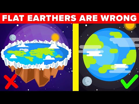 Why Flat Earthers Are Dead Wrong thumbnail
