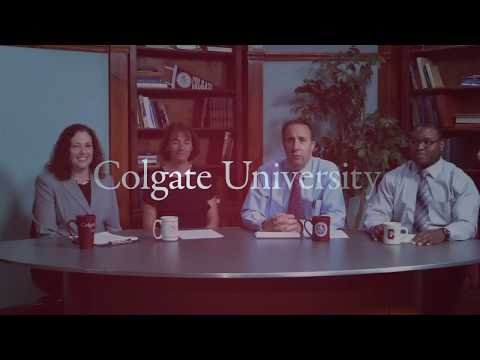 Admission and Financial Aid at Colgate University