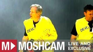 Devo - Mongoloid | Live in Santa Ana | Moshcam