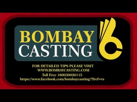 Bombaycasting Audition Tips By Renowned Filmmaker Writers & Directors