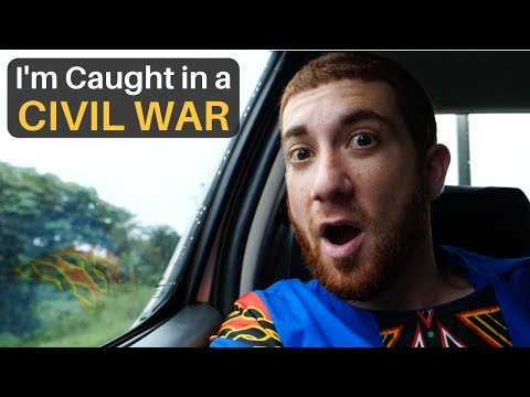 I'm Caught in a CIVIL WAR (Cameroon)