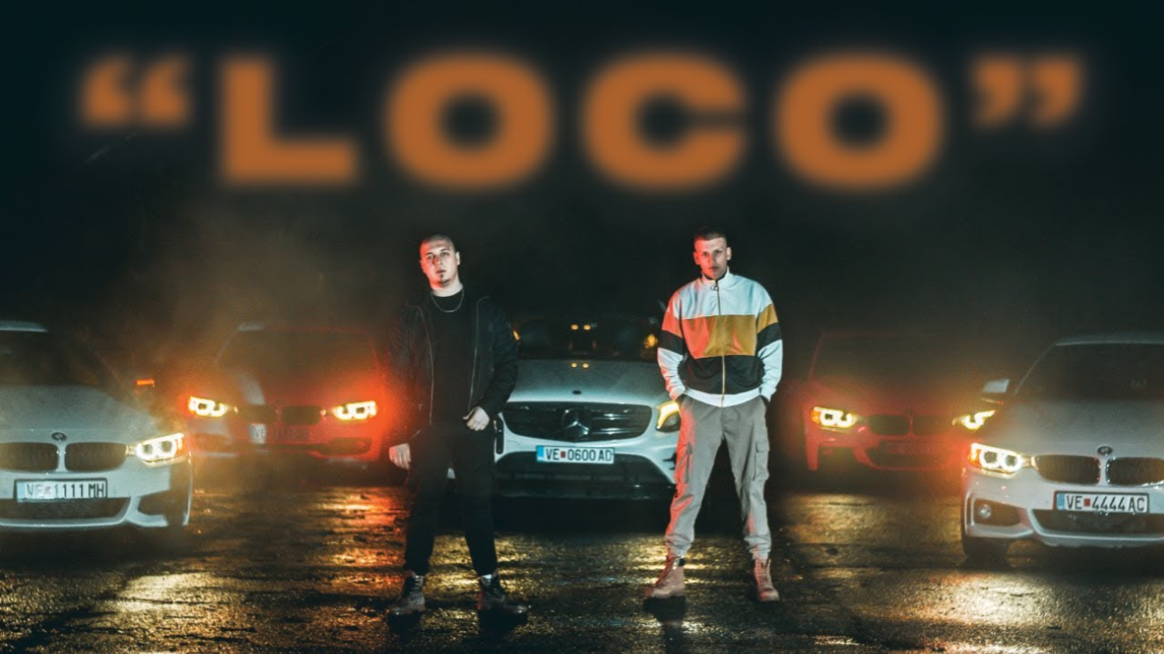 Download Sharo ft. InsertAKick - Loco 🔪 (Official Video)