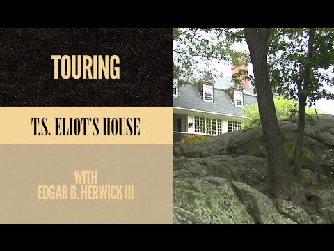 Tour T.S. Eliot's Gloucester House