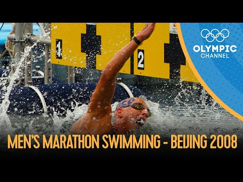 Men's Marathon Swimming | Beijing 2008 Replays