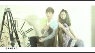 720P武艺 付梦妮 天天情人节 MV   YouTube