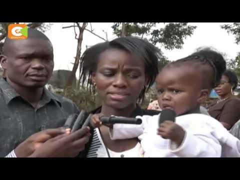 Baby stolen from Nairobi rescued by police at the Kenya-Uganda border