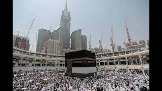 Tragedy Makkah During Prayer of Mother Mecca Crane Collapses Inside Haram Khana Kaaba