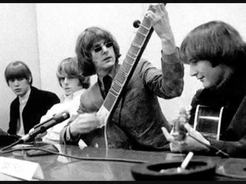 The Byrds: My Back Pages-BJ Blues-Baby What You Want Me To Do
