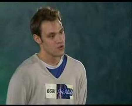 Will Young - Pop Idol Audition