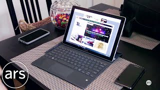 The Samsung Galaxy Book two-in-one review   Ars Technica