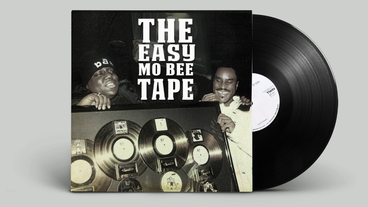 Easy Mo Bee - The Easy Mo Bee Tape VOl 01 (Full Beattape, Instrumental  Album, Old School Mix)