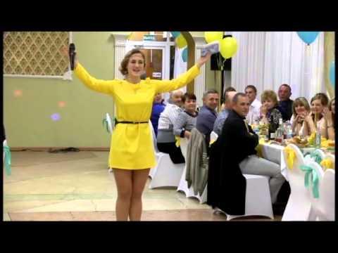 Поздравление на свадьбе друзьям - Лучшие приколы. Самое прикольное смешное видео!