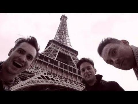 Panic! At The Disco - 2013 European Tour: Montage á Trois