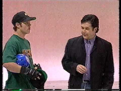 Hey Hey It's Saturday - Number 1 Inline Skater Chris Edwards 1994