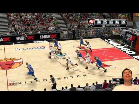 NBA 2K14 - Penny Hardaway's REAL NAME (actually Anfernee)