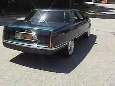 Cadillac Sedan Deville For The Haterz Riden Slab Youtube