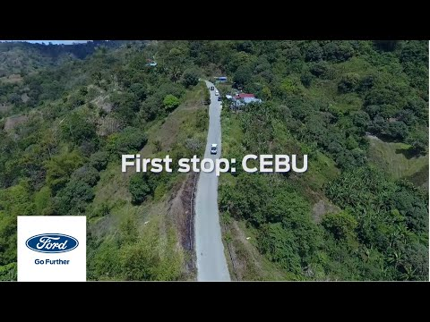 Ford Ranger | Exploring the Highlands of Cebu | Ford Philippines