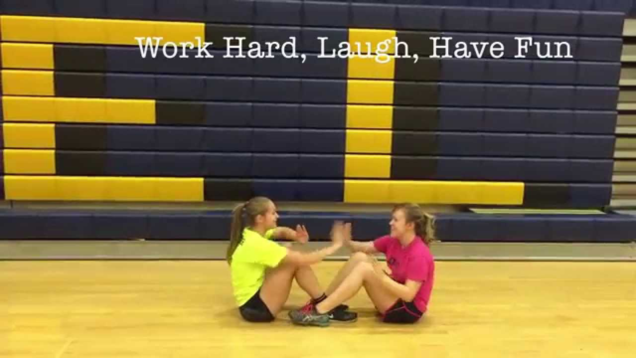 13 Minute, Phys Ed Partner Workout, Fun for PE Class - YouTube