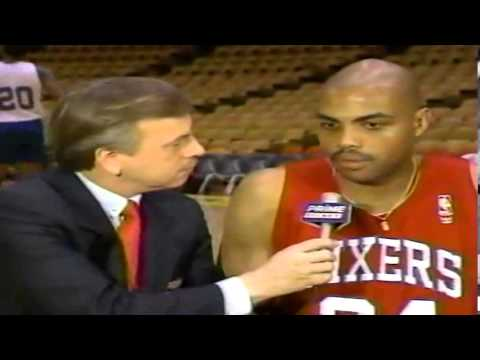 Charles Barkley Interview (1990)