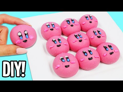 How to Make Cute & Delicious Kirby Strawberry Truffles | Fun & Easy DIY Treats to Try at Home!