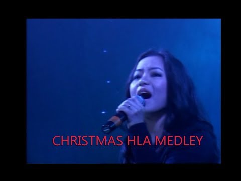 Feli Thangluah - Christmas Hla Medley