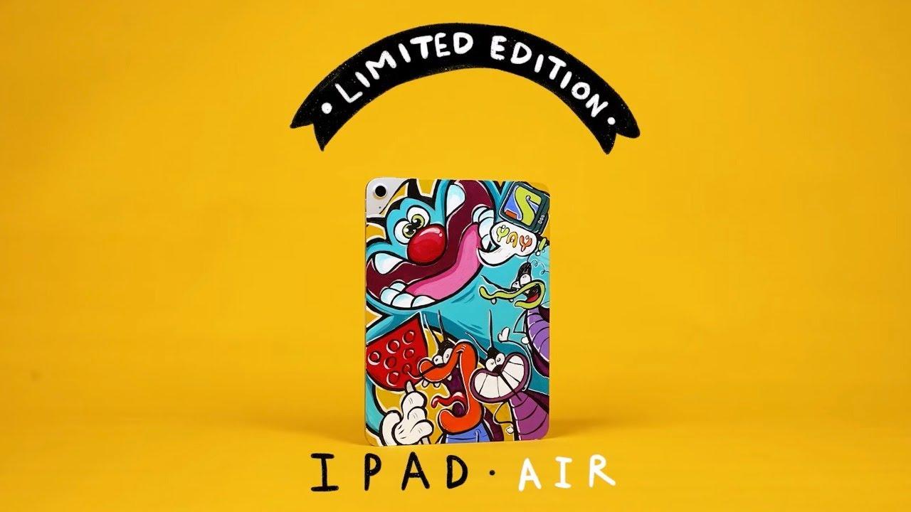 #OggyOnSonyYAY Tag-a-thon | Win a customized iPad Air