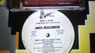 MARY J BLIGE FEAT LL COOL J ALL NIGHT LONG REMIX
