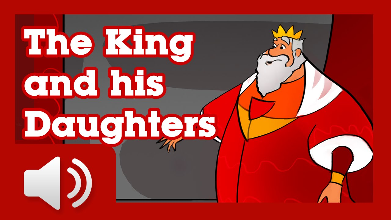 The King and His Daughters - Children Story by Tales with GiGi