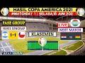 Hasil Copa America 2021 | Argentina vs Chile | Klasemen Terbaru | Jadwal Live Indosiar