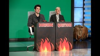 John Mayer Answers Ellen's 'Burning Questions' MP3