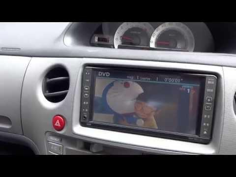 EBAY JC02ANA JDM ACR50 ESTIMA NHDT-W55 DVD player