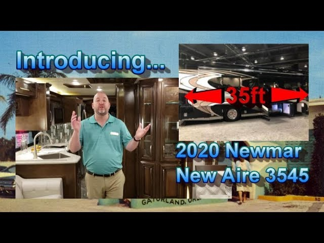 INTRODUCING | 2020 Newmar New Aire 3545 | Mount Comfort RV