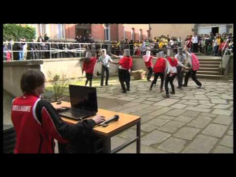 Lycée Sainte-Marie Riom Puy de Dôme Défi Créatif 2014