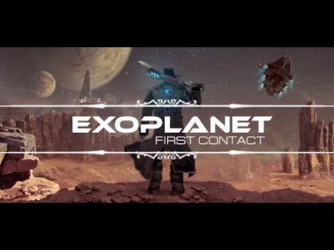 The First Hour of Exoplanet : First Contact