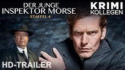 Der junge Inspektor Morse - Staffel 4 - Trailer deutsch [HD] || KrimiKollegen
