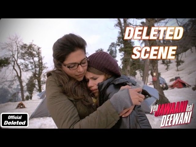 Aditi Breaks Down - Yeh Jawaani Hai Deewani - Deleted Scenes Travel Video