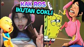Download Meme Upin Ipin Terbaru 2020  ||  Kak Ros Ikutan COKLI...