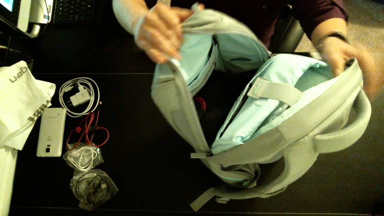 Spigen Klasden 3 Backpack - YouTube 50b9f516a43c1