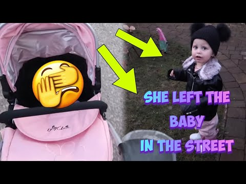 SHE LEFT THE BABY IN THE STREET | BRAND NEW INTRO 🤭