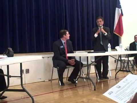 Pasadena-South Houston nonpartisan candidate forum: Harris County Judge