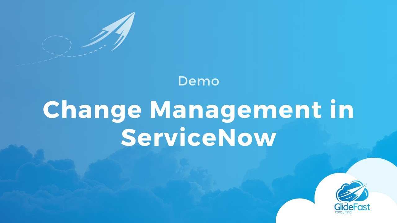 Release Management in ServiceNow Demo