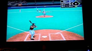 Throwback Thursday: Triple Play 2001 Cincinnati Reds vs Pittsburgh Pirates