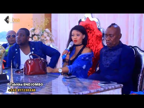 Conference Ya Carine MOKONZI apres ANGOLA : bolanda ndenge apupoli pe a bimisi ba verites nioso