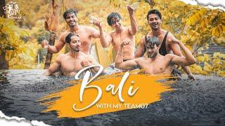 Bali Vlog | Adnaan 07 | Mr.Faisu | Hasnain | Faiz | Saddu | Team07