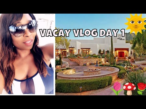 JW Marriott Scottsdale Camelback Inn Resort Travel Vlog