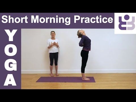 morning-yoga-practice.-short-yoga-sequence.-iyengar-yoga-for-beginners.